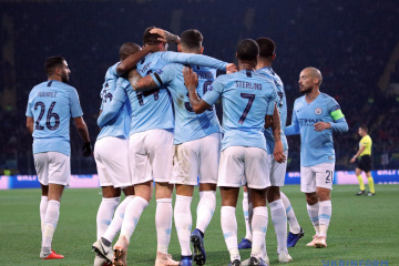 Shakhtar loses to Manchester City in Kharkiv