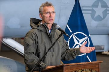 Stoltenberg declara que la OTAN ha aumentado su presencia en el Mar Negro