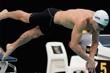 Poroshenko congratulates Ukrainian swimmers on winning medals at Invictus Games