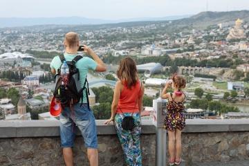 Tourist flow from Ukraine to Georgia growing