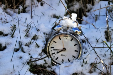 Ucrania cambia al horario de invierno el próximo 25 de octubre