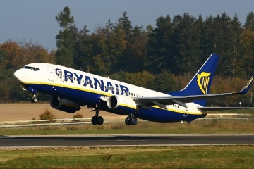 Ryanair launches two new routes from Ukraine to Germany