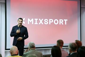 Wladimir Klichko präsentiert neues ukrainisches Web-Sportportal
