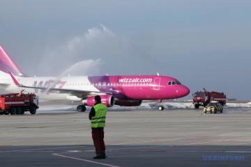 Wizz Air lance un vol Odessa - Bratislava