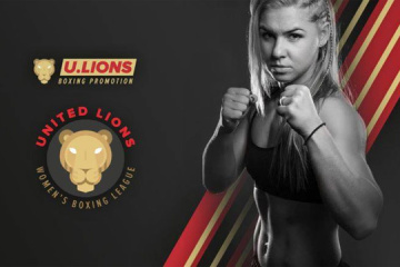 La primera en Europa Liga de Boxeo Femenino aparece en Ucrania