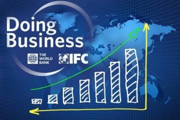 Ukraina jest druga pod względem wzrostu w rankingu Doing Business