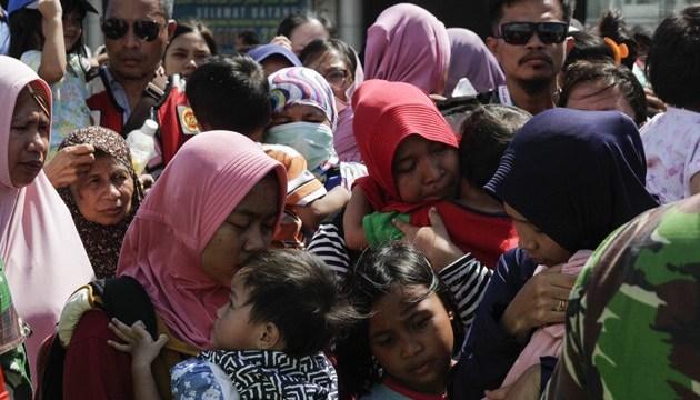 Канада направила до Індонезії літак з гумдопомогою