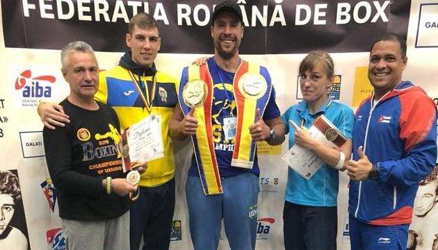Бокс: украинцы завоевали 3 награды на турнире