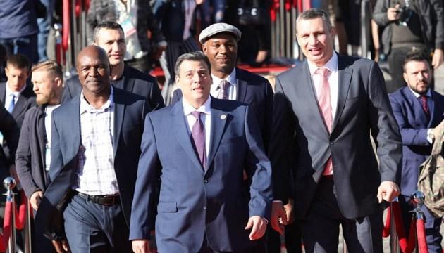 У Києві відкрили Конгрес WBC