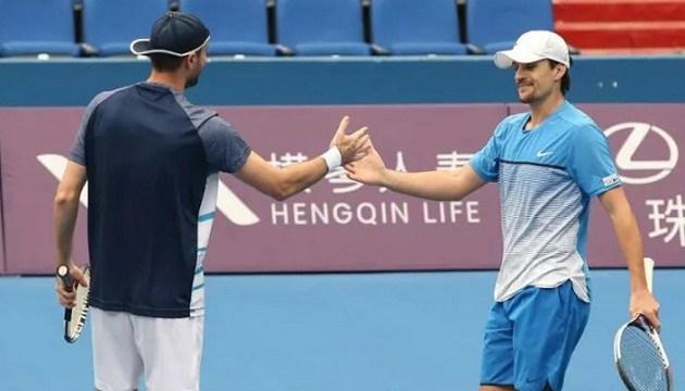 Теннис: Молчанов прошел в парный четвертьфинал турнира ATP в Пекине