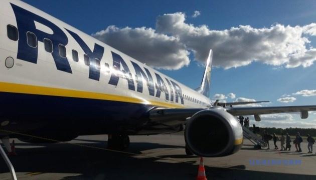 Ryanair запускает прямые рейсы Киев - Валенсия