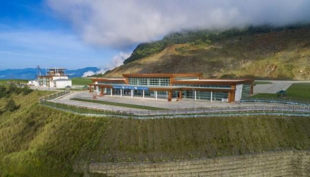 В Гималаях появился живописный аэропорт
