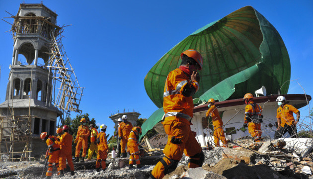В Індонезії стався новий землетрус: є загиблі