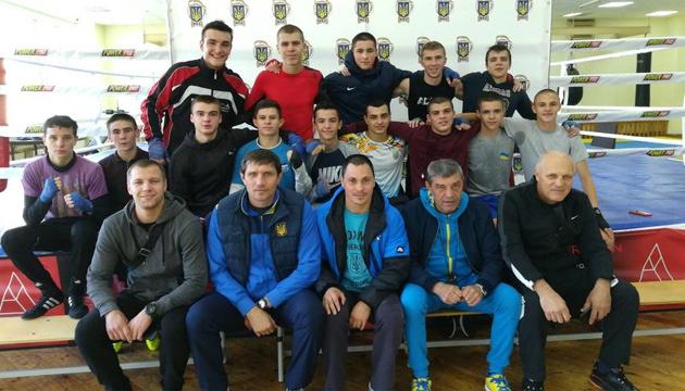 Бокс: юниорская сборная Украины примет участие в международном турнире в Ирландии