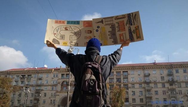 Les cinéastes ukrainiens exigent de ne pas fermer les salles de cinéma historiques de Kyiv