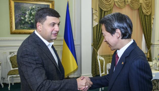Ukraine und China planen, Warenumsatz zu verdoppeln