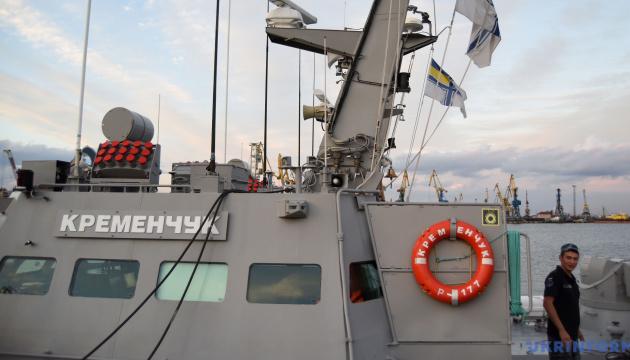 ウクライナ海軍、アゾフ海で小型武装ボートによる演習を実施