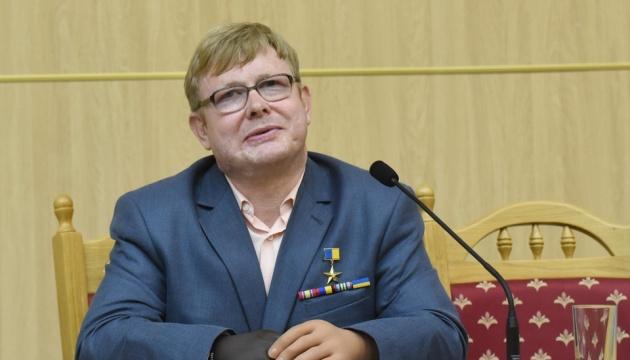 Жемчугов привез в университет Драгоманова фильм