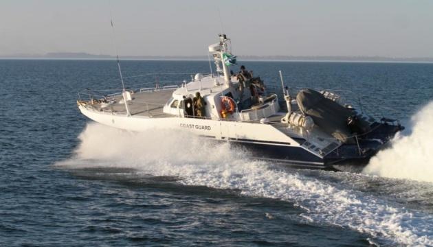 Катер РФ в Азовском море пытался спровоцировать боевое столкновение — Регула