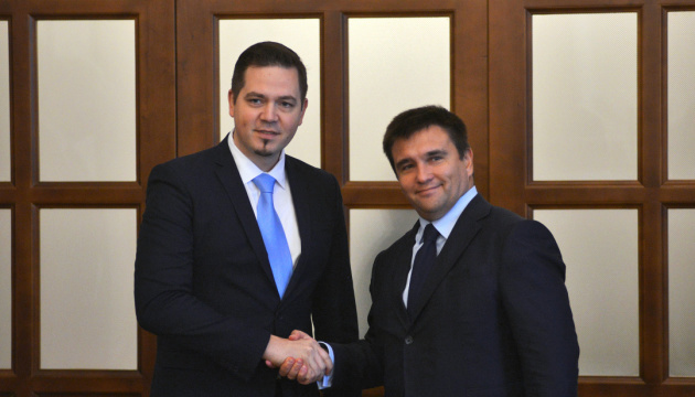 Foreign ministers of Ukraine and Moldova discuss liberation of Donbas and Transnistria