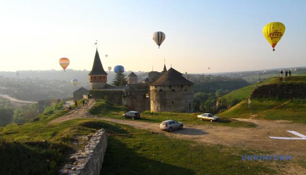 Над Каменцем на выходных будут летать воздушные шары