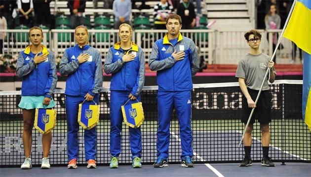 Теннис: Кубок Федерации-2019 Украина сыграет или в Польше, или в Великобритании