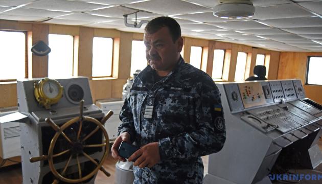 РФ не хватает сил, чтобы высадить десант в Приазовье - капитан I ранга