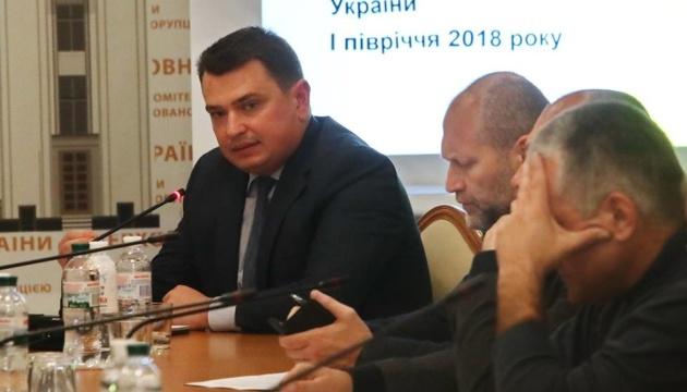 Ситник приїхав на антикорупційний комітет Ради