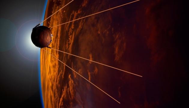Сьогодні - День початку космічної ери людства