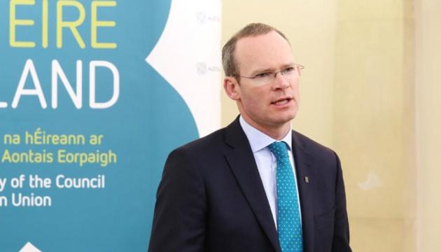 Irlanda planea inaugurar la Embajada en Kyiv