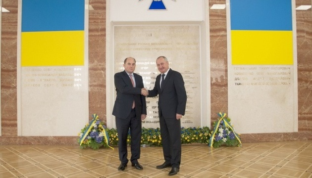 Security officers of Ukraine and UK agree on counteraction to Russian special services