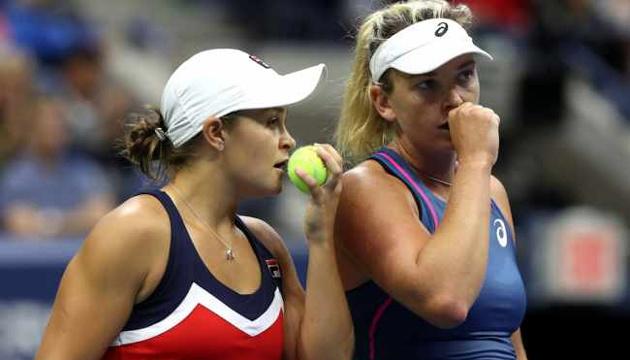 Теннис: украинки не выступят на Итоговом турнире WTA в парном разряде