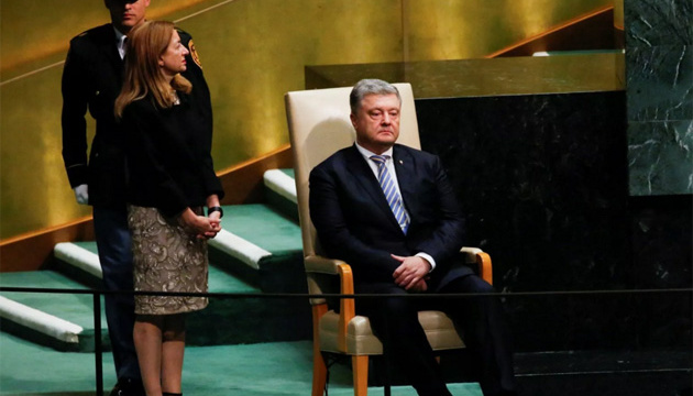 Poroshenko invites Italian minister to visit Donbas to see results of Russian aggression
