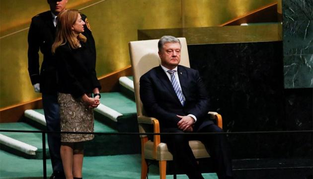 Порошенко пригласил Сальвини посмотреть на Донбасс собственными глазами