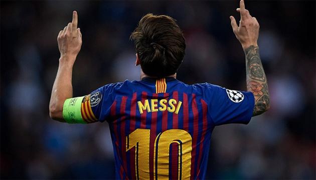 Новий рекорд Мессі - 5 голів у двох стартових матчах Ліги чемпіонів УЄФА