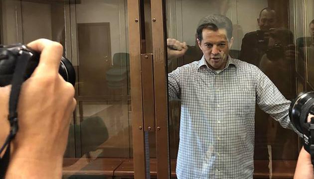 Сущенко надіслав киянці листа з малюнком