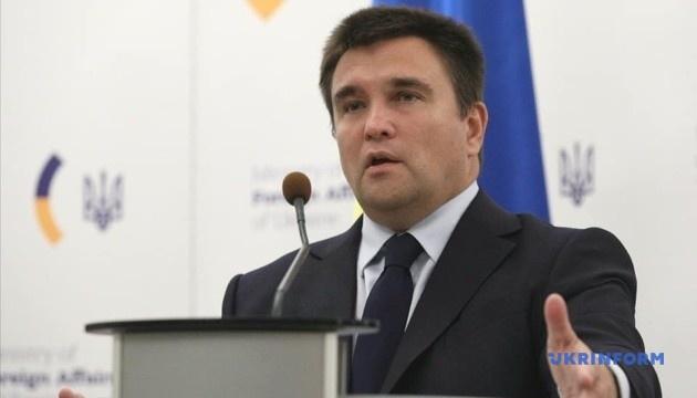 Климкин назвал неадекватным заявление Венгрии о высылке украинского консула
