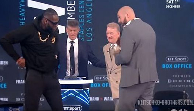 Бокс: на бой Уайлдер - Фьюри за первые 25 минут распродали билетов на $1 млн