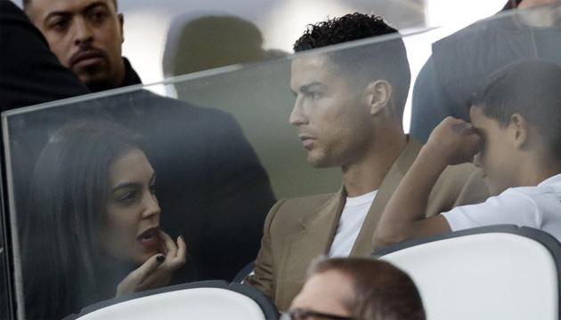 Збірна Португалії усунула Роналду від матчів після обвинувачень у згвалтуванні