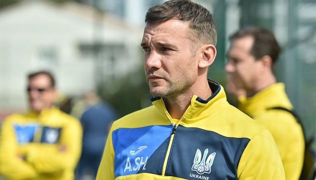 Шевченко: Я радий, що з'явилося таке змагання, як Ліга націй УЄФА