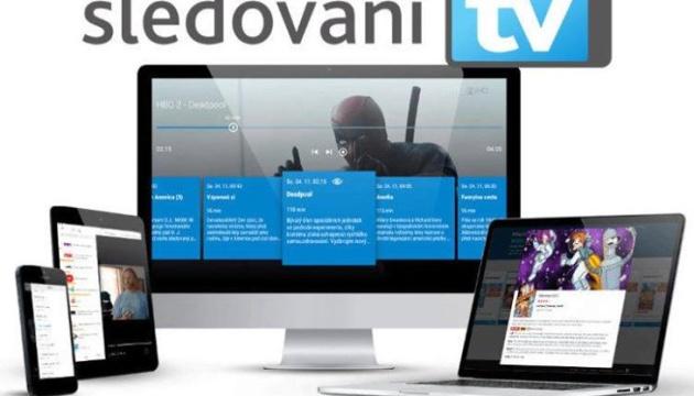 UA|TV присоединился к чешской и словацкой платформы SledovaniTV