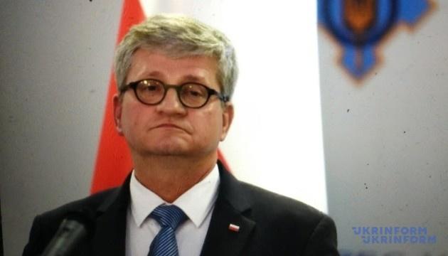 Голова Бюро нацбезпеки Польщі прокоментував українські вибори