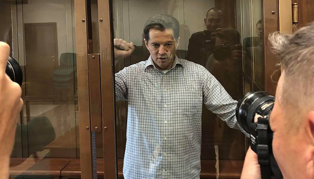 Sushchenko speaks about his life in Utrobino colony