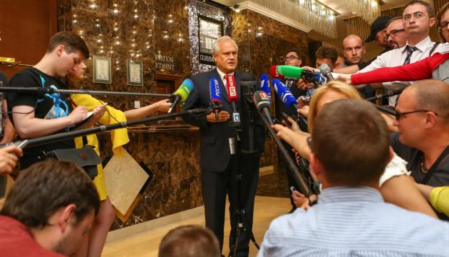 На переговорах у Мінську не узгодили