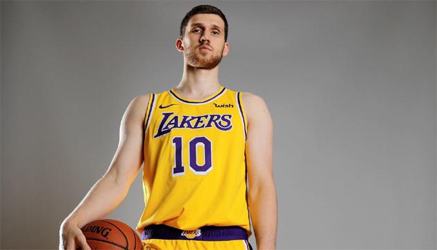 Украинец Михайлюк стал одной из главных находок драфта НБА-2018