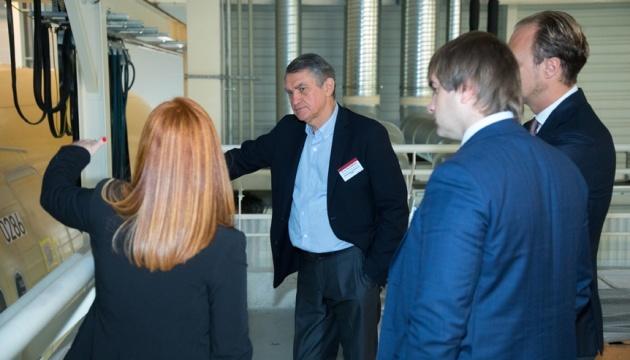 Посол Шамшур обговорив перспективи співробітництва Airbus із Україною