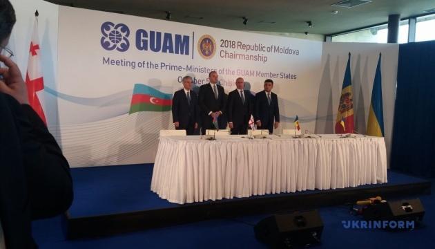 В Молдове стартовал саммит глав правительств стран ГУАМ