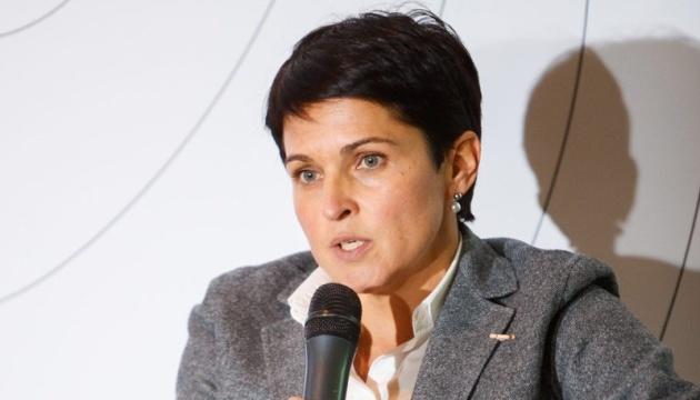La Commission centrale électorale ukrainienne a élu sa nouvelle présidente
