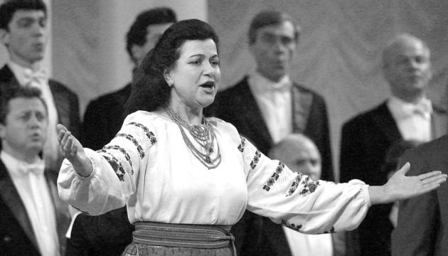 Померла народна артистка України Неоніла Крюкова