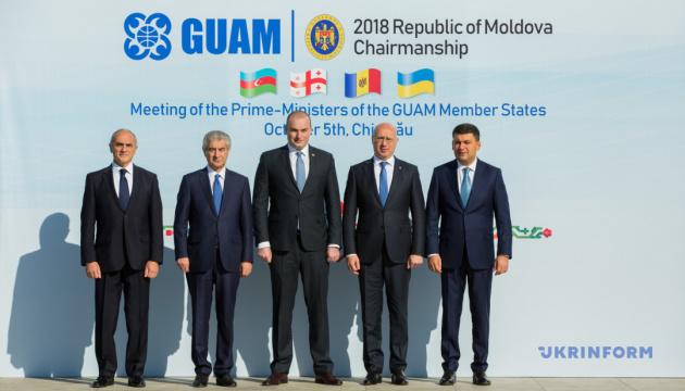 Торговля Украины со странами-партнерами в ГУАМ выросла на 52% за год - Гройсман